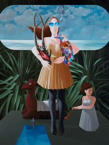 Knakorn Kachacheewa, 'Old Passion', 2014