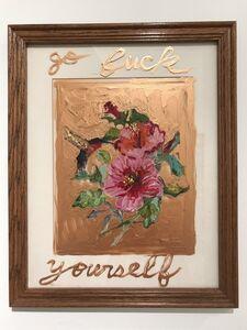 Karen Finley, 'Go Fuck Yourself', 2018