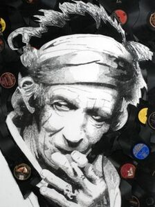 Ben Riley, 'The Last Time (Keith Richards)'