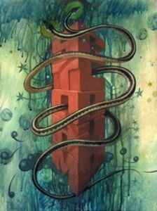 Jeff Soto, 'Storm Clouds for Slinky', 2007