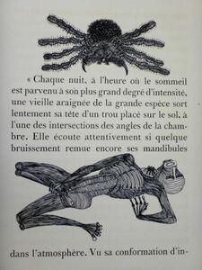 Jacques Houplain, 'Maldoror (Les chants de Maldoror)', 1947