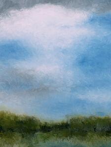 Kirby Fredendall, 'Spring Shoreline Friends Lake', 2018