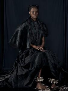 Dagmar van Weeghel, 'For Sarah - The African Princess 'Royalty'', 2017