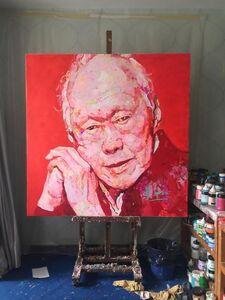 Ren Zhenyu, 'Remembering', 2020