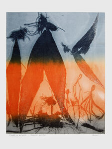 Chinwe Chukwuogo-Roy MBE, 'A Walk in the Park - Ancestral Footsteps', 2005