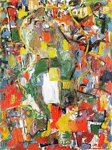 Dick Wray, 'Ecumenical Triumph', 1999