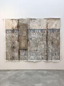 Valerie Hegarty, 'My Bathroom Walls: Unfolded', 2018