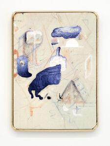 Roy Mordechay, 'Sweating over Tentativity', 2018