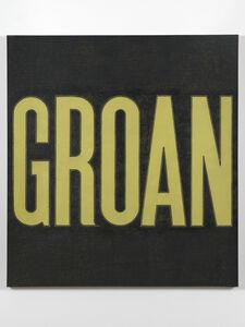 David Austen, 'Groan', 2014