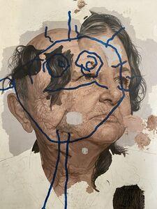 Colin Chillag, 'Self Portrait with grandparents', 2012-2013