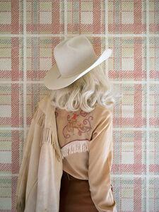 Anja Niemi, 'The Cowboy', 2018