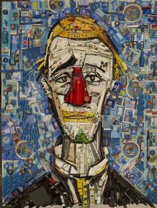 Bernard Pras, 'Le Clown', 2009
