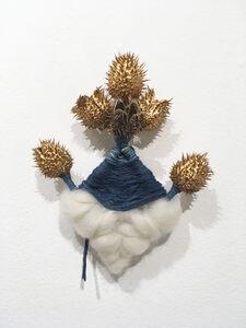 Talita do Nascimento Cabral, 'Cloud and Thistle', 2019