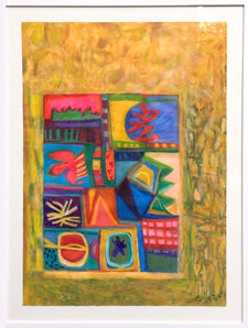 Sylvia Tait, 'Talking Boxes And Whispers', 2019