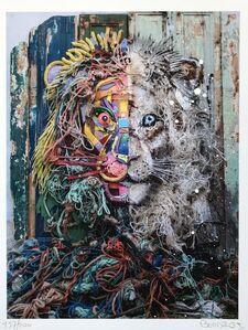 Bordalo II, 'Half Lion Copy', 2019