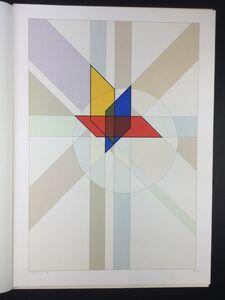 Luigi Veronesi, 'Costruzione', 1988