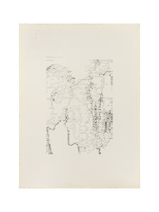 Waldemar Cordeiro, 'Derivadas de uma imagem: Transformação em Grau 1', 1969