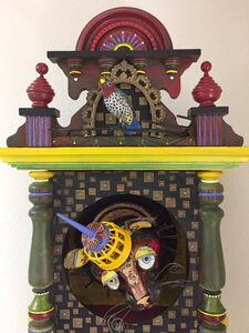 Lauretta Lowell, 'Birdhouse Detail', 2018