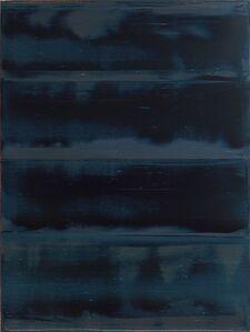 Peter Krauskopf, 'BLAU Z, B 140516', 2016