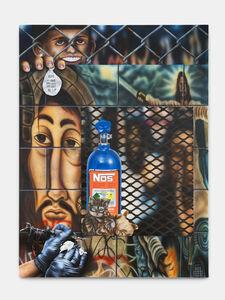 Mario Ayala, 'Recreational Masochism', 2019