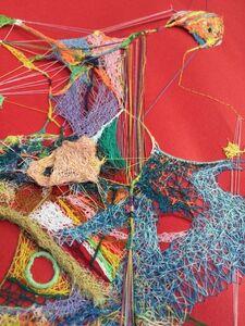 Lula Motra, 'Untitled (Embroidery)', 2015