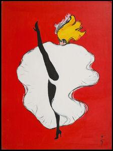 René Gruau, 'Le Moulin Rouge'