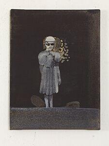 Friedrich Einhoff, 'Frau mit Faltenrock', 2011