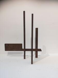 Marino di Teana, 'Dialogue architectural n°4 ', 1960