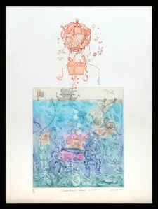Christopher Orr, 'Charlie Parker's Underwater Orchestra', 1997