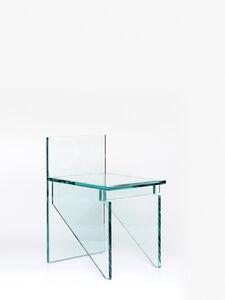 Paulo Alves, 'Bo Glass Chair', 2012