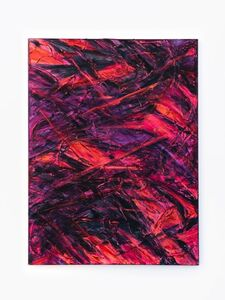 Sheila Isham, '483 Cosmic Earth (Burst Series VIII)', 2011