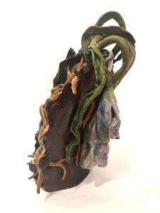 Valerie Hegarty, 'Dead Tulips in Broken Pot', 1989