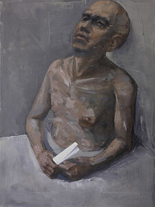 Huang Kui, 'The Partials No.5 局部人 No.5', 2014