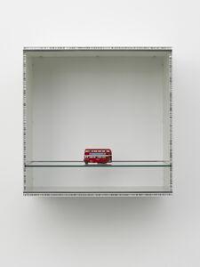 Haim Steinbach, ' Untitled (double decker bus)', 2013