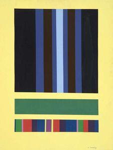 Omar Carreño, 'Composición B-1', 1976