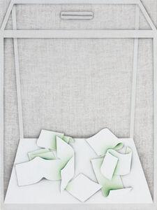 Alexi Worth, 'Donation Box', 2018