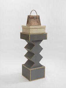 Tom Sachs, 'Alligator Kelly Bag (Pink)', 2020