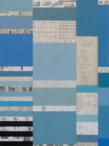 Mitch Jones, 'Rhyme & Rhythm Series, Blues', 2014
