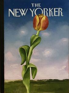 Richard Baker, 'The New Yorker', 2015