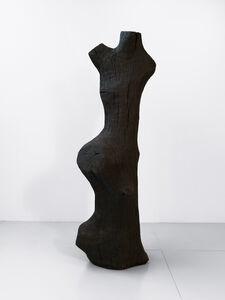David Nash, 'Tall Torso', 2015