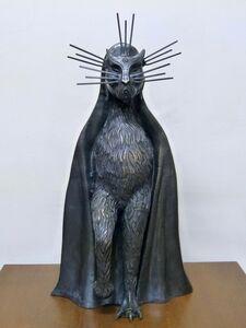 Leonora Carrington, 'Gato de la Noche', 2010