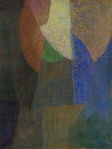 Joseph Lacasse, 'Abstract Composition', 1934