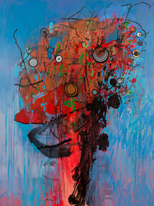 Clive van den Berg, 'Occular Ghost', 2013