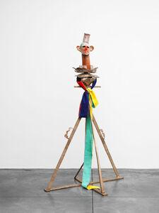 Alessandro Pessoli, 'Can Head', 2014