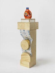 Tom Sachs, 'Tide Bottle (orange)', 2020