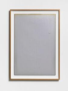 Daniel Turner, 'PVC, adhesive tape, framed', 2014
