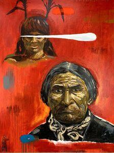 John Yoyogi Fortes, 'COLONIALGORITHM', 2020