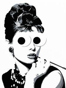 FunWOW, 'Audrey - Side Eye', 2017
