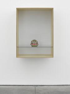 Haim Steinbach, 'Untitled (hard hat)', 2013