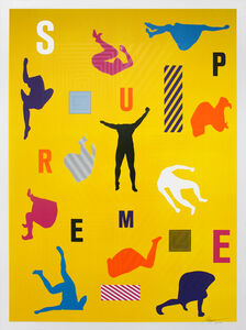 Maser, 'Supreme', 2014